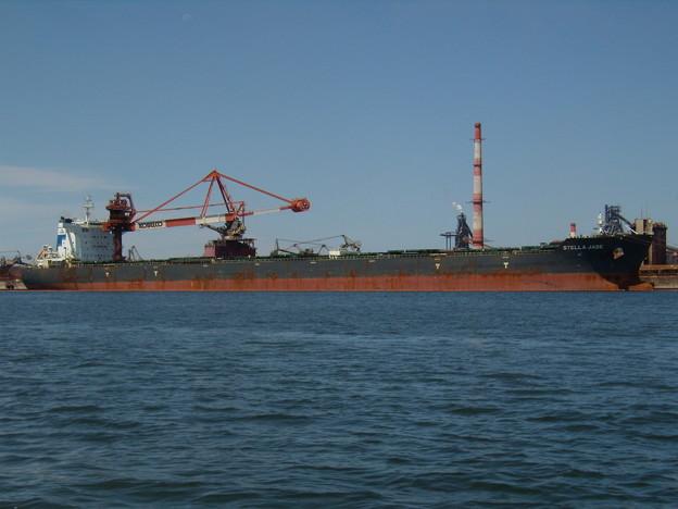 Bulk carrier - STELLA JADE