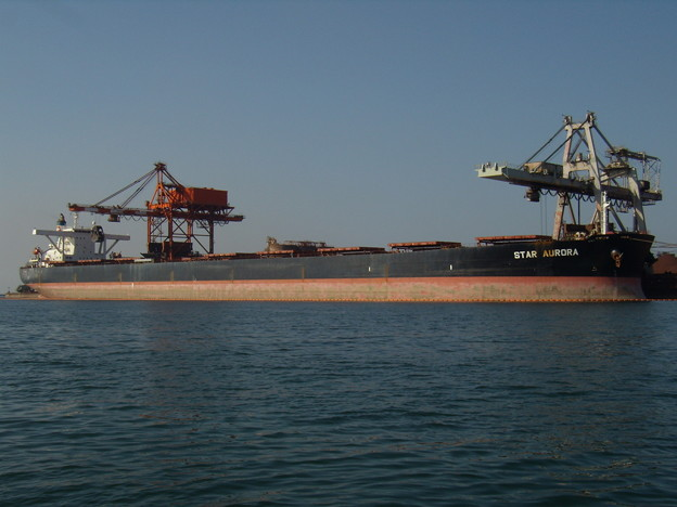 Bulk carrier - STAR AURORA