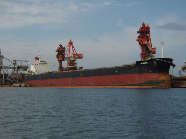 Bulk carrier - JAIGARH