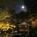 Photos: 満月(フルビーバームーン)の夜に