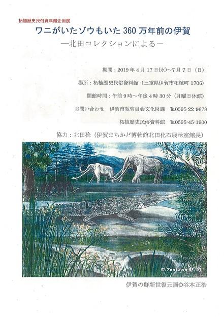 360万年前の伊賀1