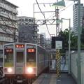京王線代田橋駅1番線 都営10-230F各停桜上水行き進入