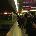 Photos: 都営新宿線神保町駅1番線 都営10-470F各停高尾山口行き進入