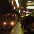 Photos: 都営新宿線神保町駅2番線 都営10-270F各停本八幡行き進入