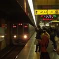 Photos: 都営新宿線神保町駅2番線 都営10-270F急行大島行き進入