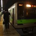 Photos: 京王線桜上水駅1番線 都営10-420F各停八幡山行き四手観音