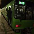 Photos: 京王新線幡ヶ谷駅2番線 京王8713急行新線新宿行き側面よし