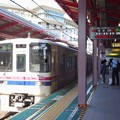 Photos: 都営新宿線船堀駅1番線 京王9046急行笹塚行き進入