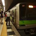 都営新宿線新宿駅5番線 都営10-370F急行大島行き