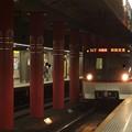 写真: 都営浅草線浅草駅1番線 都営5308エアポート快特行き進入