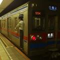 Photos: 都営浅草線東銀座駅1番線 京成3678F普通西馬込行き停止位置よし