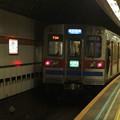 都営浅草線高輪台駅2番線 京成3658F快速特急成田空港行き前方確認3