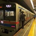 Photos: 都営浅草線馬込駅1番線 京成3858F普通西馬込行き側面よし