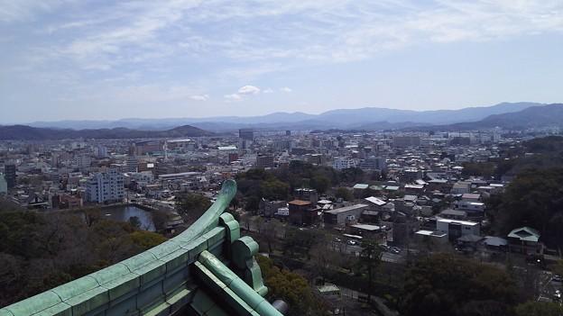和歌山城散歩