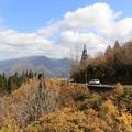 Photos: 白山白川郷ホワイトロードの紅葉