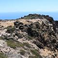 写真: 恵山山頂