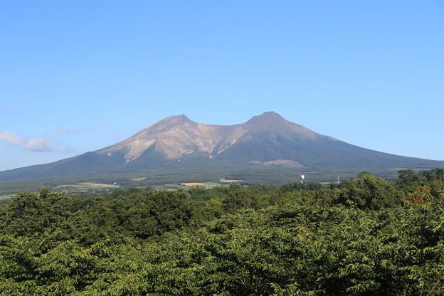 写真: 駒ヶ岳