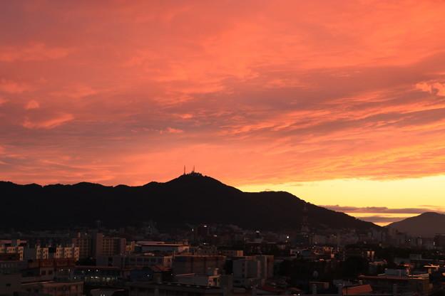 Photos: 函館山の夕焼け