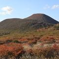 Photos: 海向山と紅葉