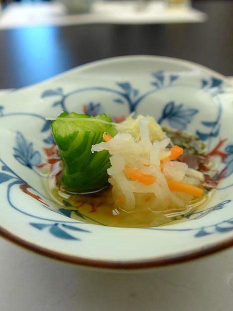 Photos: 酢の物