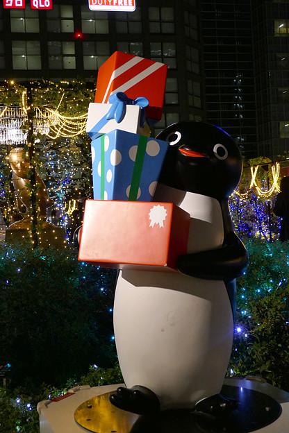 ペンギン広場
