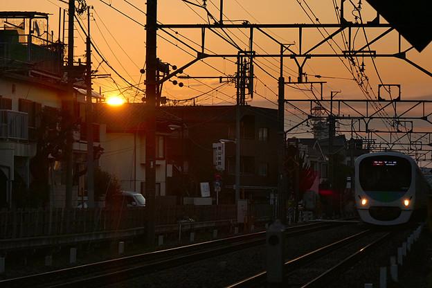 Photos: 朝の風景