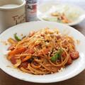 Photos: スパゲティナポリタン