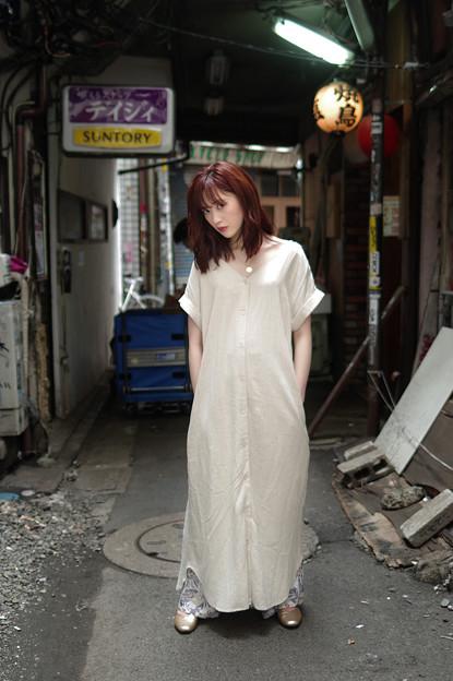 Photos: 裏路地