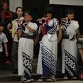 Photos: 石川県能登島向田の秋祭りにて。奏者
