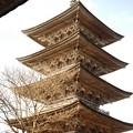 妙成寺  五重の塔