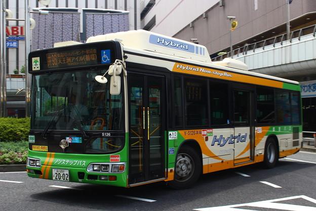 都営バスY-S126