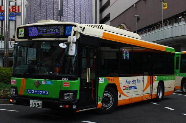 都営バスY-D365