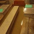 写真: 遠刈田温泉共同湯神の湯そのとの足湯