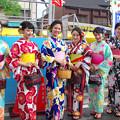 写真: 一宮七夕祭り2018・打ち水大作戦(8)