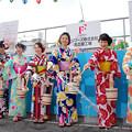 写真: 一宮七夕祭り2018・打ち水大作戦(5)