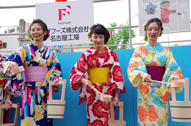 一宮七夕祭り2018・打ち水大作戦(6)