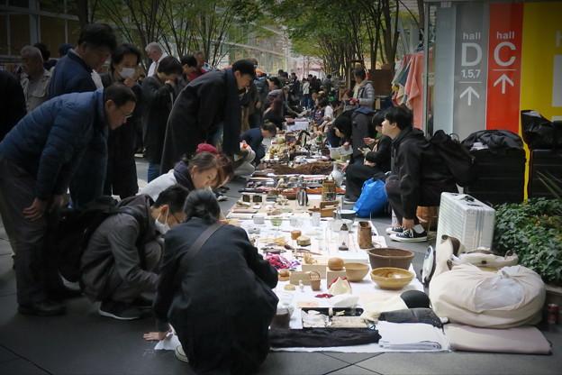大江戸骨董市(2018年11月18日)3