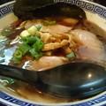 魚と豚と黒三兵_魚中華ソバ