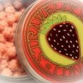 写真: (第105回モノコン)イチゴの金平糖