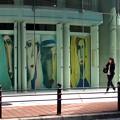 写真: お洒落な街角