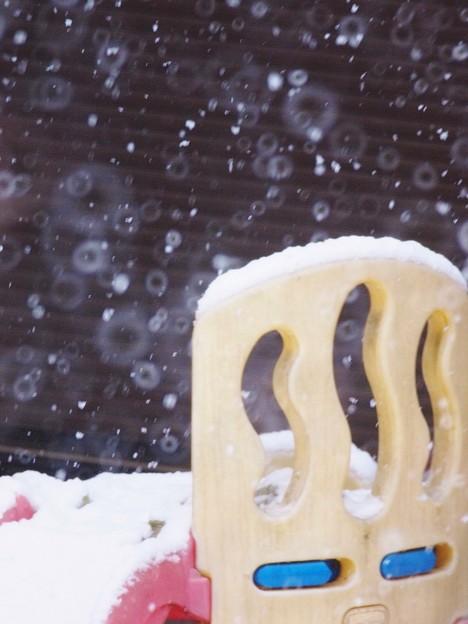 雪 レフレックスメルヘン