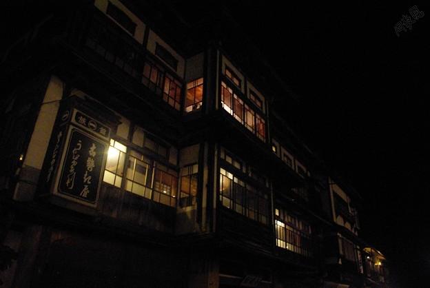 銀山温泉~夜~