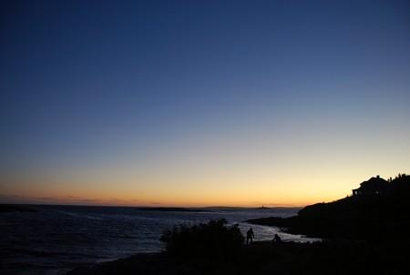 Blue Hour at Bailey Island 9-27-15