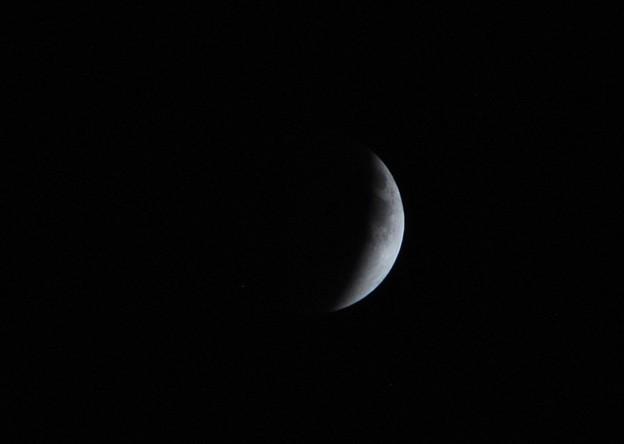 Photos: Lunar Eclipse II 9-27-15
