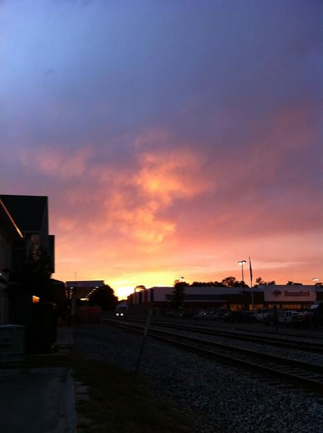 The Sunset 9-22-15