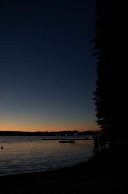 Photos: Blue Hour of the Basin II 10-20-17