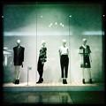 写真: iPhone7_Hilstamatic_John S Lens & Blanko Noir Film