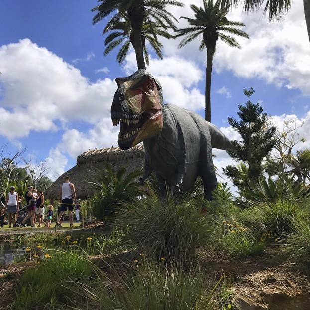 Tyrannosaurus Rex I 2-25-18