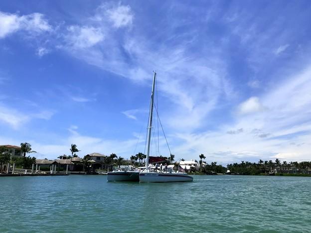 Catamaran 5-6-18