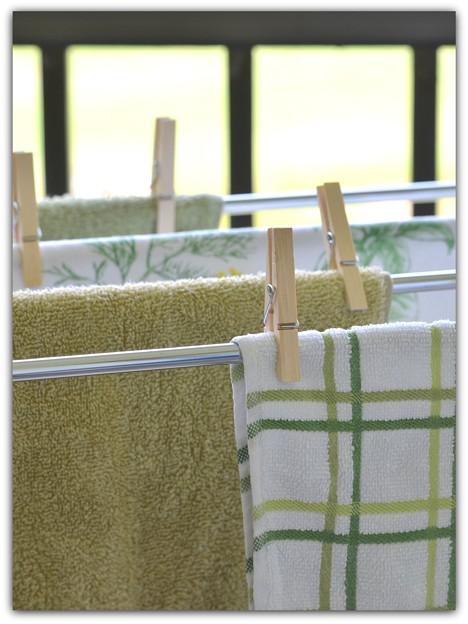 (モノコンおまけ)Green Laundry